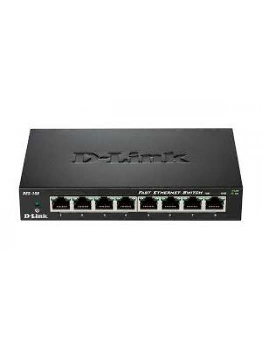 D-LINK DES-108 8port switch